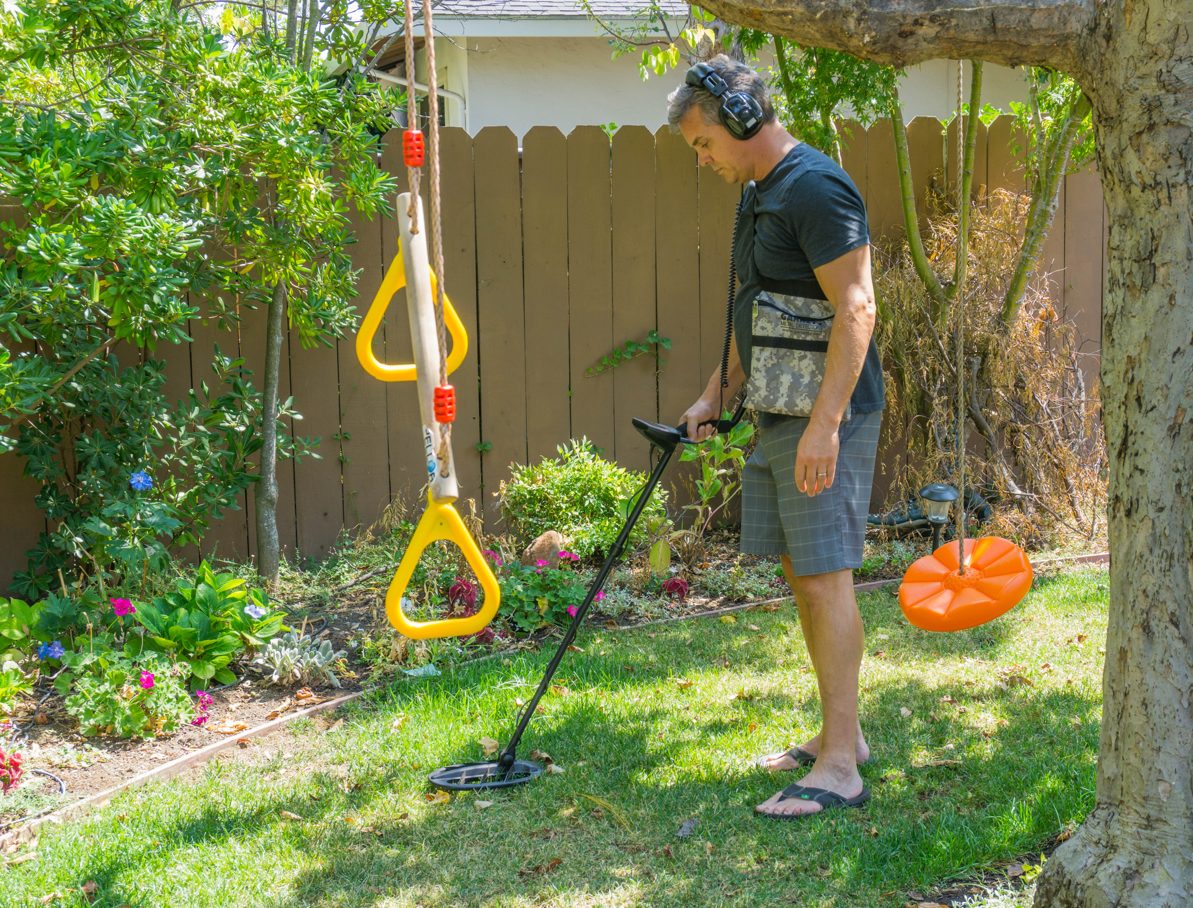 d1e006d3 The key rule to metal detecting is that you want to go where the people  are. Because parks are popular with every age group, they are the hotspots  in their ...